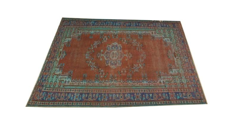 5.6 X 8.4    168x255 cm Beautiful Turkish Vintage