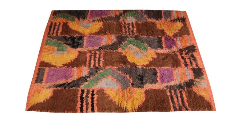 6.7 X 9.10 Ft.. 200x300 cm High Pile Designer rug