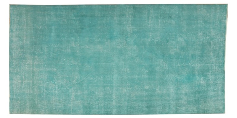 6.7 X 9.7 Ft.. 200x293 Cm..  Simple Pattern Vintage Kitchen Rug
