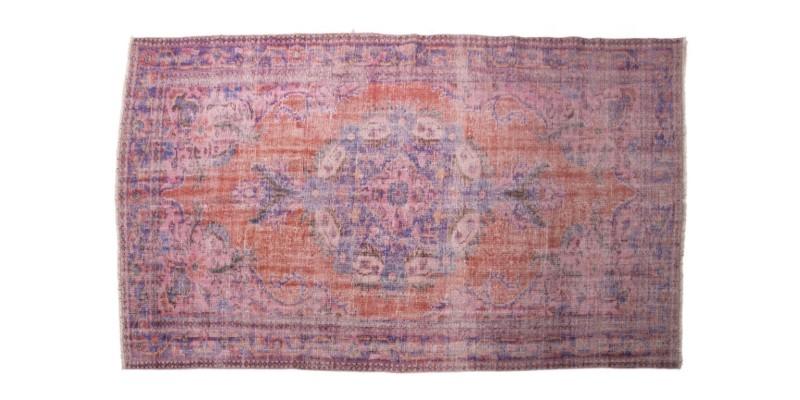 5.7 X 9 Ft.. 170X275 CM Super Faded Vintage carpet
