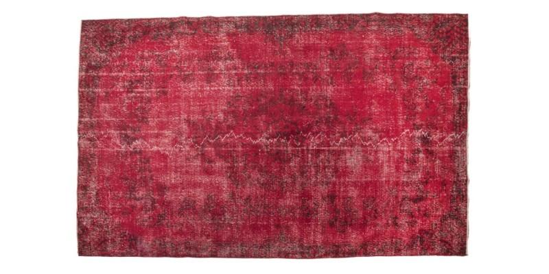 6.3 X 10.0  Ft..  192X305 CM Oversize Red Carpet